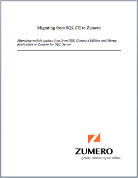 Migrating from SQL CE to Zumero